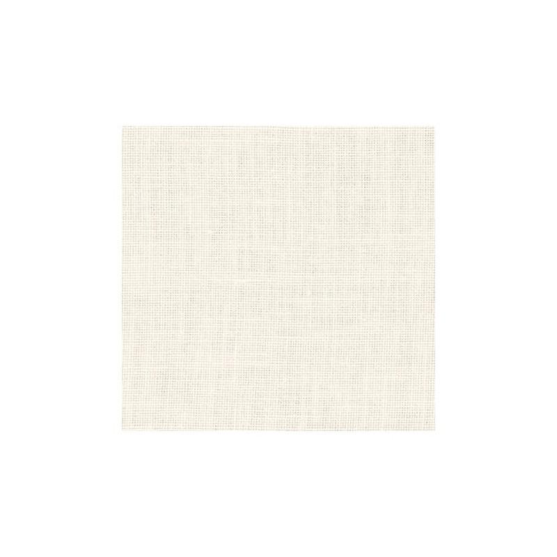 Lin Zweigart Edinburgh 14fils/cm - 50x70cm - blanc cassé