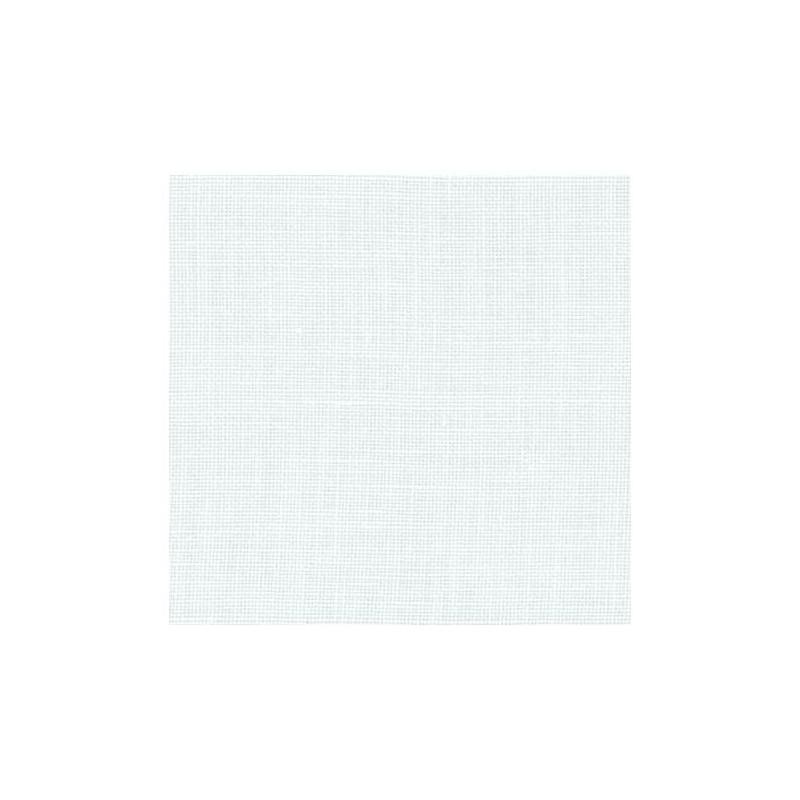 Lin Zweigart Edinburgh 14fils/cm - 50x70cm - blanc