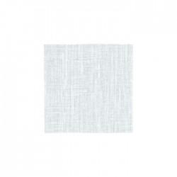 Lin Zweigart Newcastle 16 fils/cm - largeur 140cm - blanc