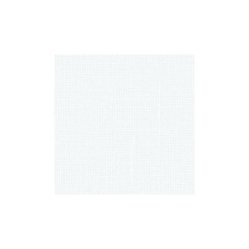 Lin Zweigart Belfast 12,6fils/cm - 35x45cm - blanc