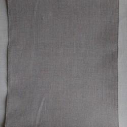 Bande de lin Zweigart 12 fils/cm largeur 19,5cm couleur lin