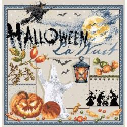 La nuit Halloween - Madame la fée