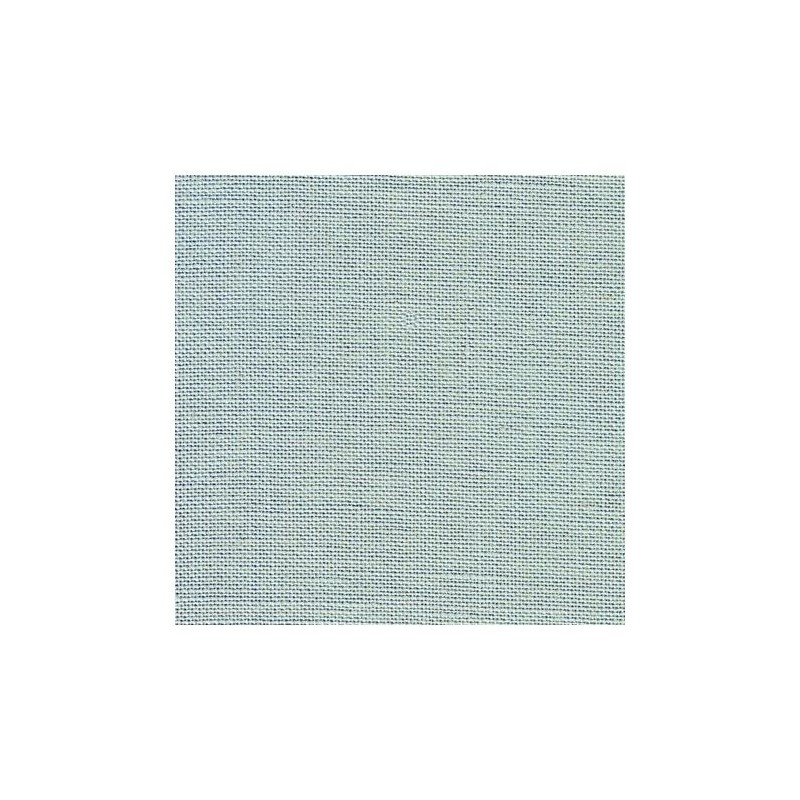 Lin Zweigart Edinburgh 14fils/cm - 35x45cm - gris