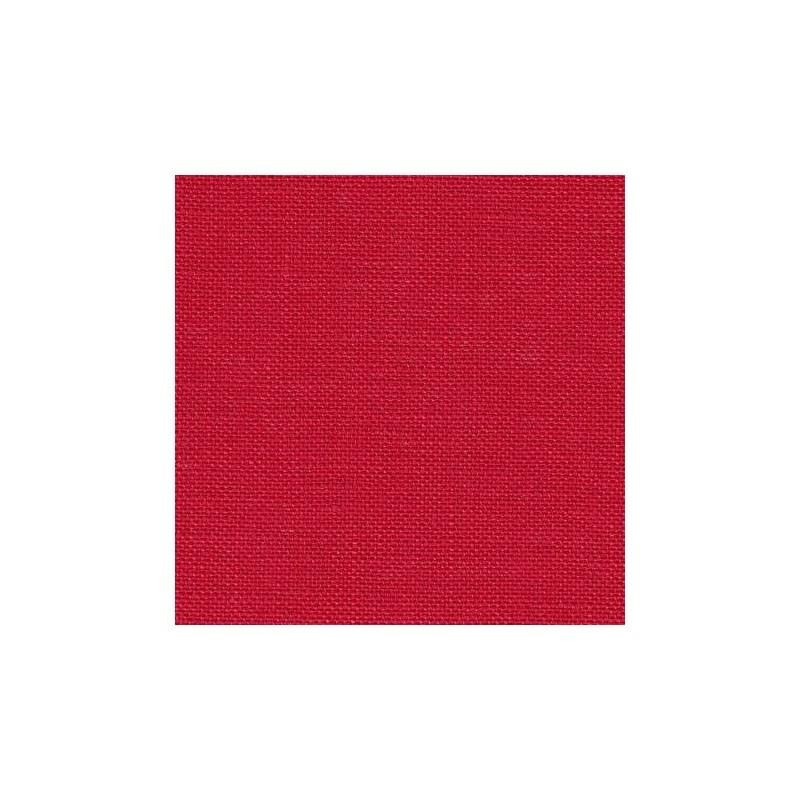 Lin Zweigart Belfast 12,6fils/cm - 35x45cm - rouge