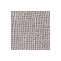 Lin Zweigart Belfast 12,6fils/cm - 35x45cm - taupe clair