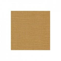Lin Zweigart Belfast 12,6fils/cm - 35x45cm - bronze