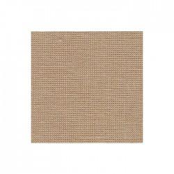 Lin Zweigart Belfast 12,6fils/cm - 35x45cm - gris vieilli