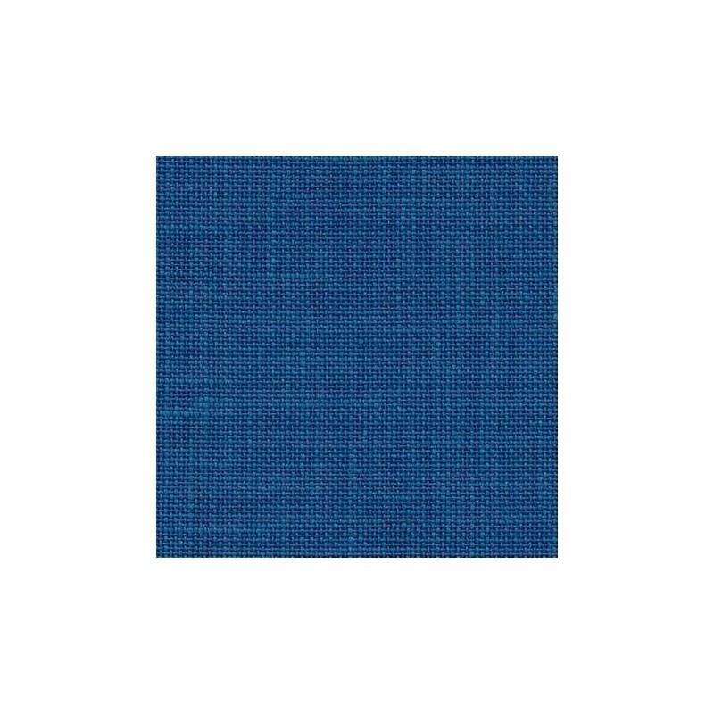 Lin Zweigart Belfast 12,6fils/cm - 50x70cm - bleu ardoise