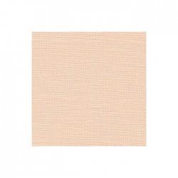 Lin Zweigart Belfast 12,6fils/cm - 50x70cm - saumon clair