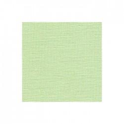 Lin Zweigart Belfast 12,6fils/cm - 50x70cm - vert pâle