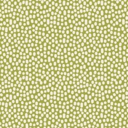 Trickles Green - coupon 50x110cm - tissu Tilda