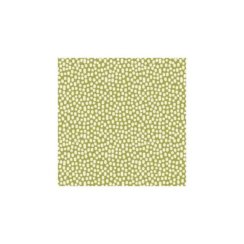 Trickles Green - coupon 50x110cm - tissu Tilda