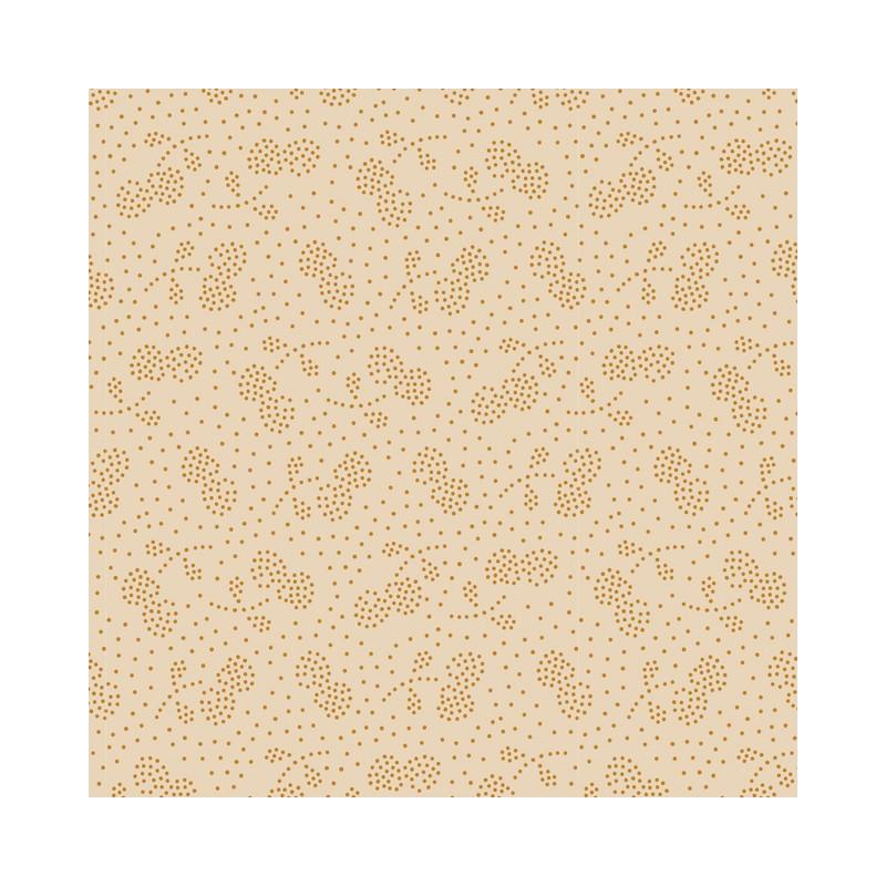 Berry Jam Wicker - coupon 50x110cm - tissu Tilda