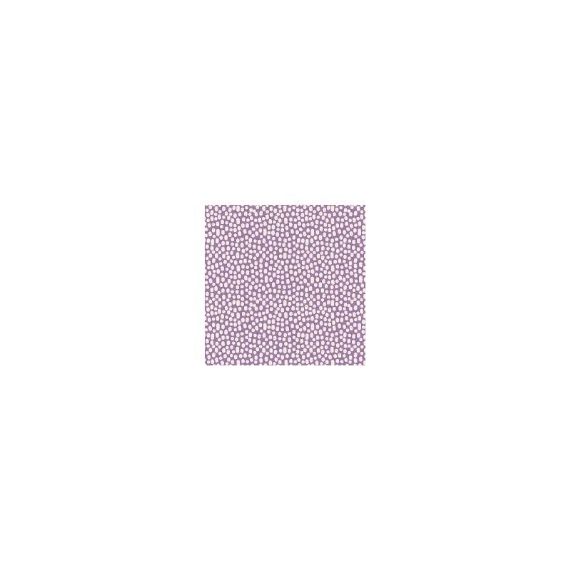 Trickles Lilac - coupon 50x110cm - tissu Tilda