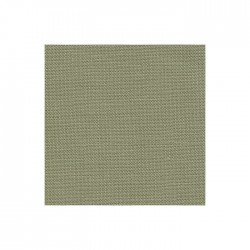 Lin Zweigart Edinburgh 14fils/cm - largeur 140cm - olive foncé