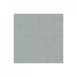 Lin Zweigart Edinburgh 14fils/cm - largeur 140cm - gris fumée