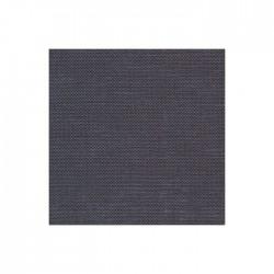 Lin Zweigart Edinburgh 14fils/cm - largeur 140cm - gris anthracite