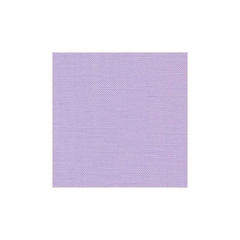 Lin Zweigart Edinburgh 14fils/cm - 35x45cm - lavande