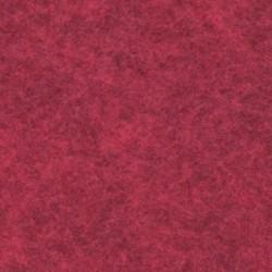 Feutrine de laine 30x45cm - framboise - The Cinnamon Patch