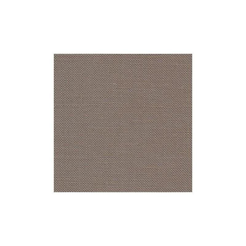 Lin Zweigart Edinburgh 14fils/cm - 35x45cm - taupe foncé