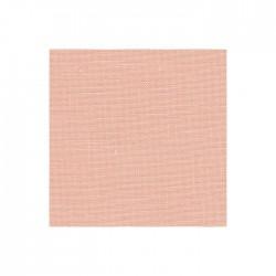 Lin Zweigart Newcastle - 16fils/cm - largeur 140cm - saumon