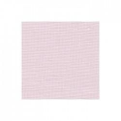 Lin Zweigart Newcastle 16fils/cm - largeur 140cm - rose pâle