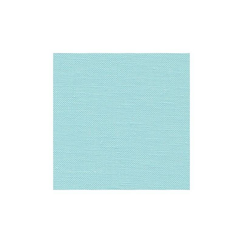 Lin Zweigart Newcastle 16fils/cm - largeur 140cm - aqua