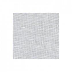 Lin Zweigart Newcastle 16fils/cm - largeur 140cm - gris blanchi