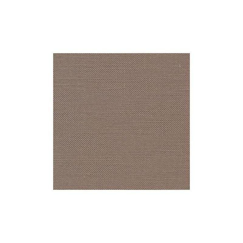 Lin Zweigart Newcastle 16fils/cm - largeur 140cm - taupe foncé