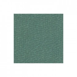 Lin Zweigart Newcastle 16fils/cm - largeur 140cm - vert forêt pailleté irisé