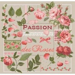 Passion des roses - Madame la fée
