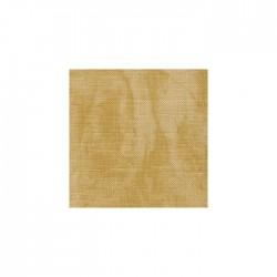 Lin Zweigart Newcastle 16fils/cm - 35x45cm - sable marbré