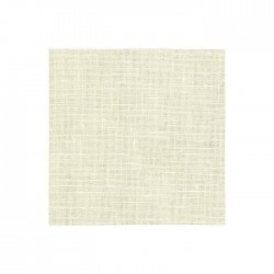 Lin Zweigart Newcastle 16fils/cm - 50x70cm - ivoire
