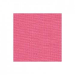 Lin Zweigart Newcastle 16fils/cm - 50x70cm - rose foncé