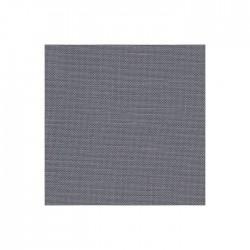 Lin Zweigart Newcastle 16fils/cm - 50x70cm - gris très foncé