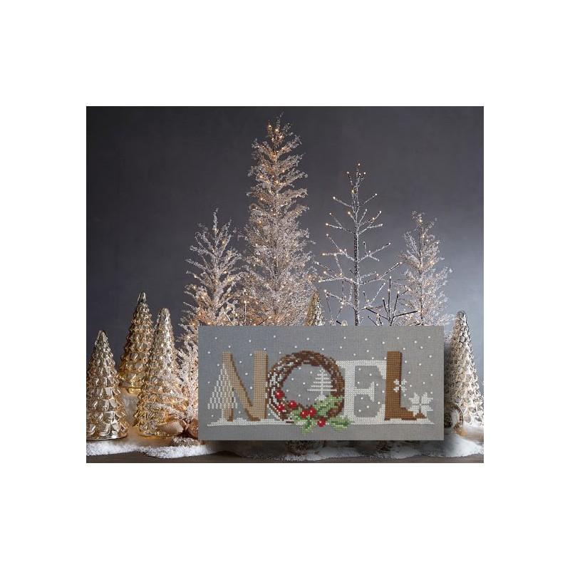 Noël scandinave - Au fil de Martine