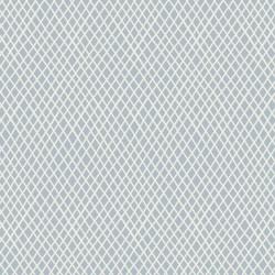 Crisscross Light Blue - au mètre - laize 110cm - tissu Tilda