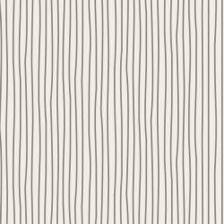 Pen Stripe Grey - coupon 50x55cm - tissu Tilda