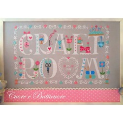 Craft room my love - Cuore e Batticuore