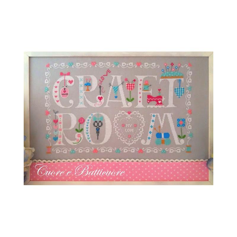 Craft room my love - Cuore e Batticuore