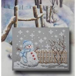 Jardin d'hiver - Au fil de Martine