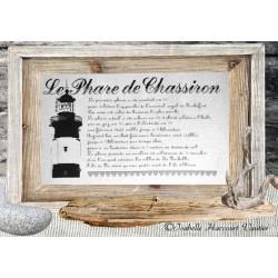 Le phare de Chassiron - Isabelle Haccourt Vautier