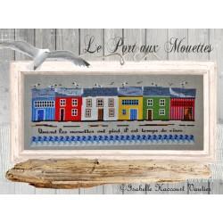 Le port aux mouettes - Isabelle Haccourt Vautier
