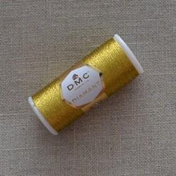D3852 - Fil à broder Diamant DMC - métallisé - art. 380