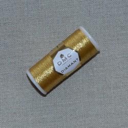 n°D3821 - Fil à broder Diamant DMC - métallisé - art. 380