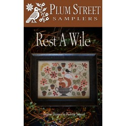 Rest a wile - Plum Street Samplers