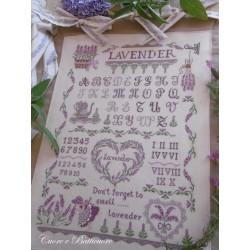 Lavender sampler - Cuore e batticuore