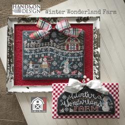 Winter Wonderland Farm - Hands on Design