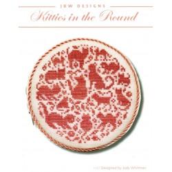 Kitties in the round - JBW Designs