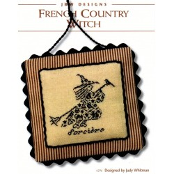 French country witch - JBW Designs